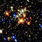 yıldızların ışıkları