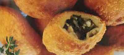 Akşama Fincan Böreği